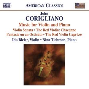 Corigliano - Music for Violin and Piano