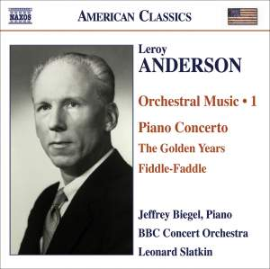 Leroy Anderson - Orchestral Works Volume 1 Product Image