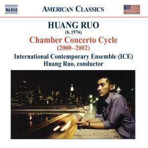 Huang Ruo: Chamber Concerto Cycle Product Image