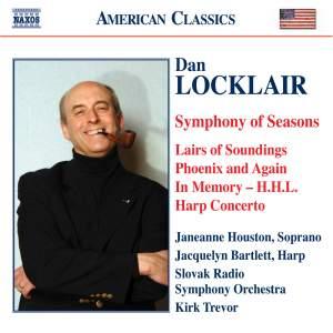 Locklair - Symphony of Seasons Product Image