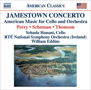 American Music for Cello and Orchestra Product Image