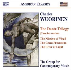 Charles Wuorinen - The Dante Trilogy Product Image