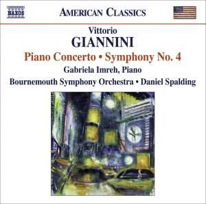 Giannini - Piano Concerto & Symphony No. 4