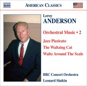Leroy Anderson - Orchestral Works Volume 2 Product Image