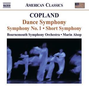 Copland - Symphony No. 1