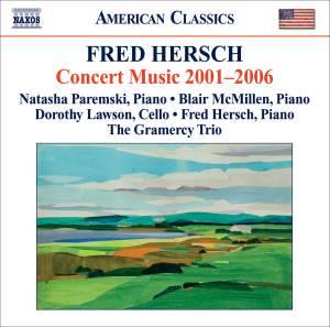 Fred Hersch: Concert Music 2001 - 2006 Product Image