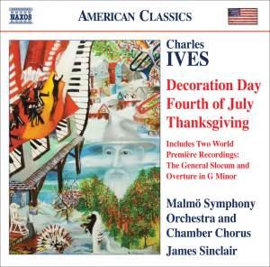 Ives - Holidays Symphony: II, III & IV