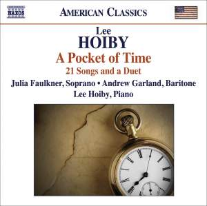 Hoiby: A Pocket of Time - 21 Songs & a Duet Product Image