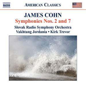James Cohn: Symphonies Nos. 2 & 7 Product Image