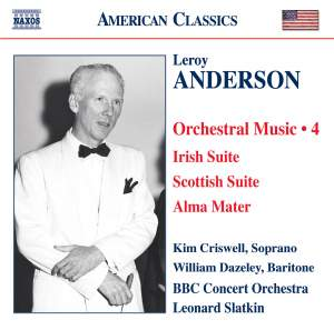 Leroy Anderson - Orchestral Works Volume 4