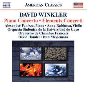 David Winkler: Piano Concerto