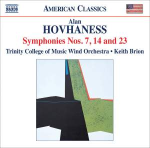 Hovhaness - Symphonies Nos. 7, 14 & 23 Product Image