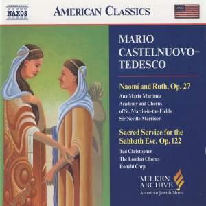 American Classics - Mario Castelnuovo-Tedesco