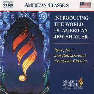 American Classics - Introducing the World of American Jewish Music