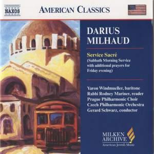 American Classics - Darius Milhaud
