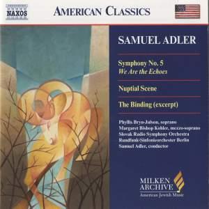 American Classics - Samuel Adler