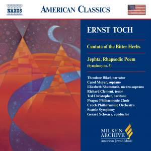 American Classics - Ernst Toch Product Image