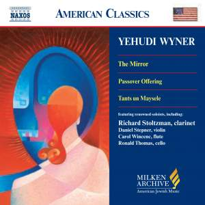 American Classics - Yehudi Wyner Product Image