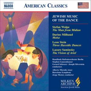 American Classics - Jewish Music of the Dance Product Image