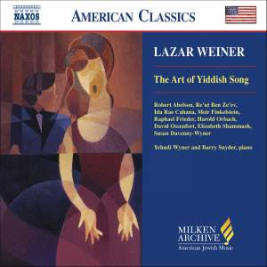 American Classics - Lazar Weiner Product Image
