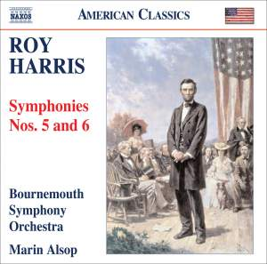 Roy Harris - Symphonies Nos. 5 and 6 Product Image