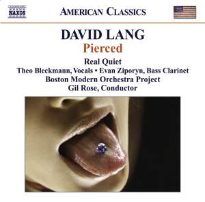 David Lang - Pierced Product Image