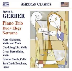 Steven Gerber: Chamber Music Product Image