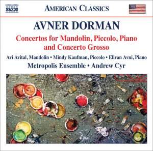 Dorman - Concertos Product Image