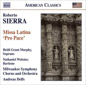 Sierra, R: Missa Latina 'Pro Pace' Product Image