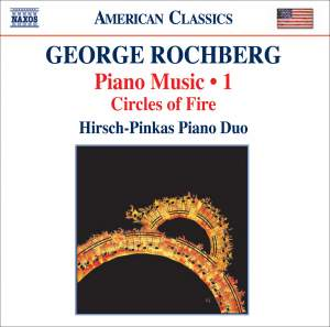 George Rochberg: Piano Music Volume 1 Product Image