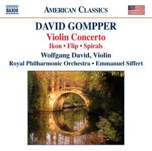 David Gompper: Violin Concerto