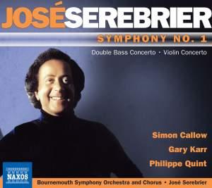 José Serebrier: Symphony No. 1 Product Image