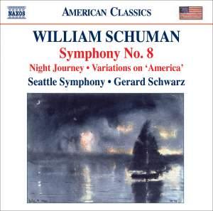 William Schuman - Symphony No. 8