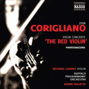 Corigliano - Violin Concerto 'The Red Violin'