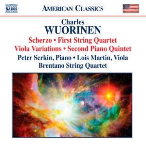Charles Wuorinen: Chamber Music Product Image