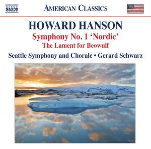 Howard Hanson: Symphony No. 1 'Nordic' Product Image