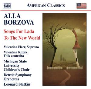 Alla Borzova: Songs For Lada & To The New World Product Image