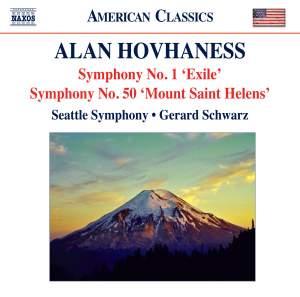 Alan Hovhaness: Symphony No. 1 'Exile'
