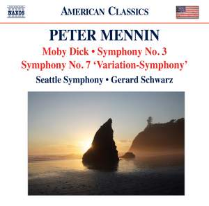 Peter Mennin: Moby Dick & Symphony No. 3