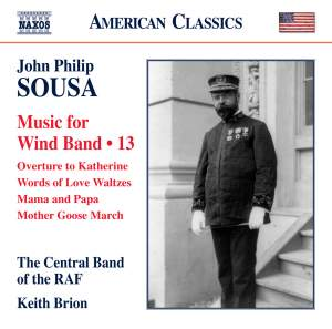 Sousa - Music for Wind Band Volume 13