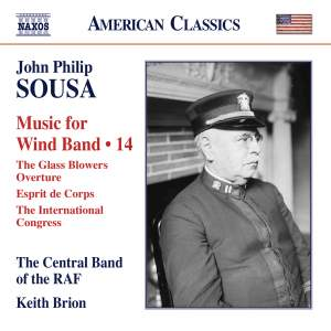 Sousa - Music for Wind Band Volume 14