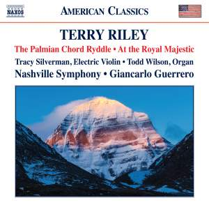 Terry Riley: The Palmian Chord Ryddle & At the Royal Majestic Product Image