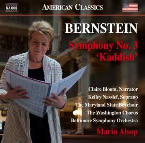 Bernstein: Symphony No. 3 'Kaddish'