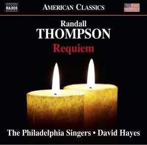 Thompson, R: Requiem