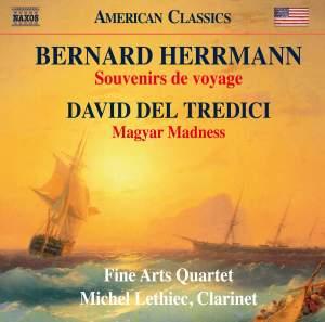 Bernard Herrmann: Souvenirs de Voyage