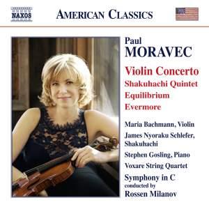 Moravec: Violin Concerto