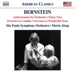 Bernstein: Anniversaries for Orchestra