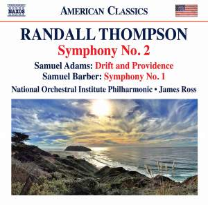Randall Thompson & Barber: Symphonies