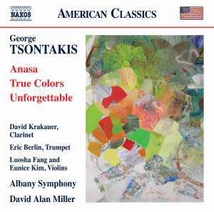 George Tsontakis: Anasa, True Colors & Unforgettable Product Image