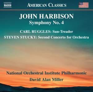 Harbison: Symphony No. 4